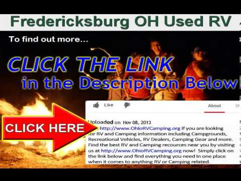 Used RV near Fredericksburg OH