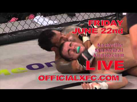 XFC 18 : Music City Mayhem Commercial