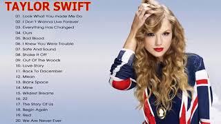 เพลงฮิตของ Taylor Swift - เพลงที่ดีที่สุดของ Taylor Swift