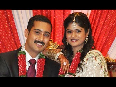 Uday Kiran Visheeta Wedding Reception Video