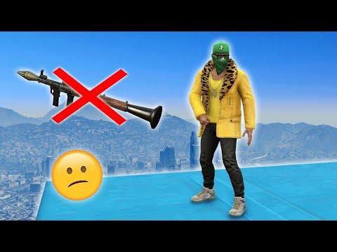 BOWLING SENZA RPG, COME FACCIO? - GTA 5 ONLINE