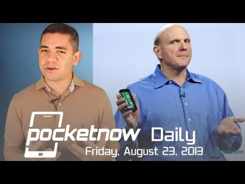 Microsoft's Steve Ballmer retiring, iOS maps future, AT&T releases & more - Pocketnow Daily