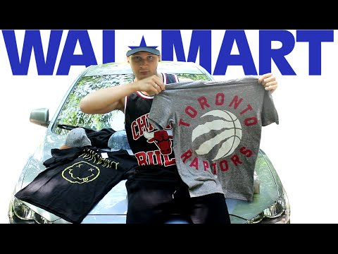 KANYE SWAG FOUND AT WALMART!!! CLOTHING HAUL/ CHEAP OUTFITS