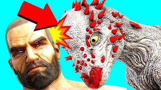 NOBODY SAW THIS COMING! STEALTHIEST DINO IN ARK SURVIVAL EVOLVED! (Ark Survival Evolved Trolling)