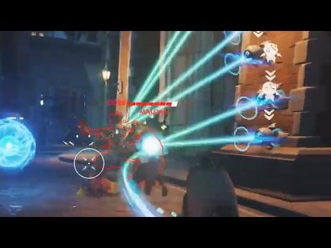 Symmetra Kill Gate - Overwatch Bronze Moments #11