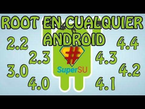 Framaroot - ROOTEAR CUALQUIER ANDROID SIN PC con una aplicación en menos de 1 min (Tutorial)