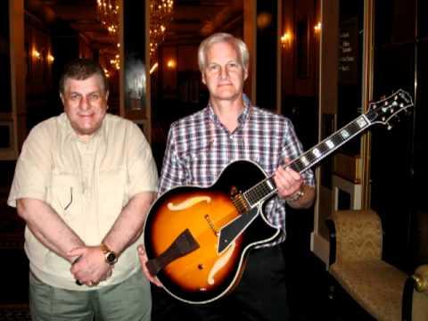 Bill Meacham on his Conti Guitar and Henriksen JazzAmp 110