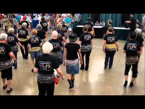 RGV Kickers do Winter Appreciation Fiesta in Harlingen, TX 1 21 2014