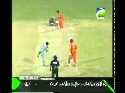 Ahmed Shehzad 74 runs on 47 balls Lahore Lions vs Sialkot Stallions