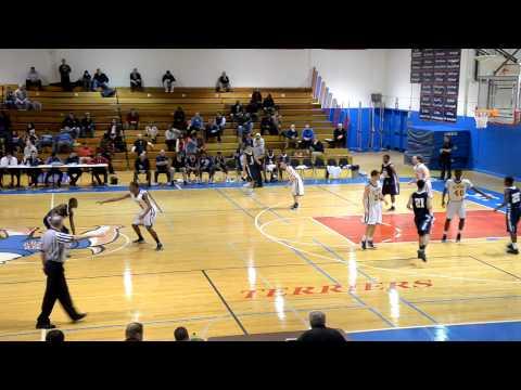 3 | Xaverian High School ( Brooklyn ) Vs All Hallows High School ( Bronx ) - 03/04/2012