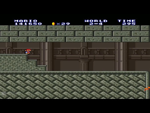 Let's Play Super Mario Bros. Part 1: Klassisches Klempnerabenteuer