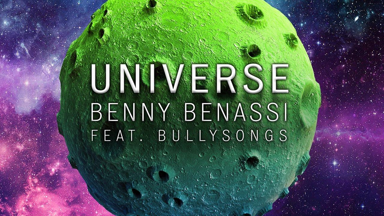 Benny Benassi - Universe feat. BullySongs (Kharfi Remix) [Cover Art]