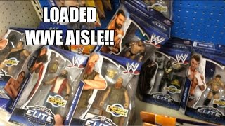 WWE ACTION INSIDER: Elite 29 at Target! Superstars series 41! Wrestling Figures Toy Aisle Review!