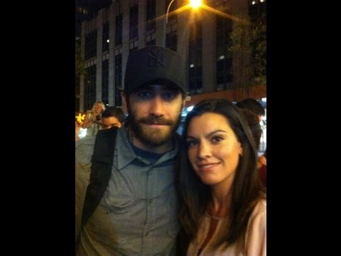 Me and JAKE GYLLENHAAL!