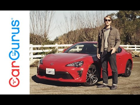 2017 Toyota 86   CarGurus Test Drive Review