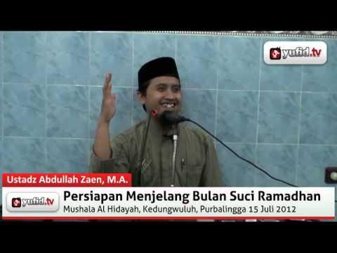 Tanya Jawab: Apakah Wanita Hamil Diwajibkan Berpuasa Di Bulan Ramadhan - Ustadz Abdullah Zaen, MA.