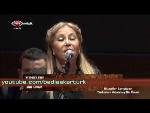 Bedia Akartürk - Muzaffer Sarısözen Anısına... 30 Nisan 2013 mp3 indir