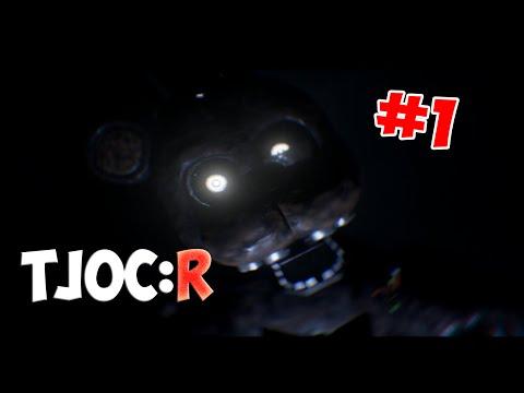 ПОПАЛ В ДОМ АНИМАТРОНИКА? | #1 | The Joy of Creation: Reborn (TJOC:R)
