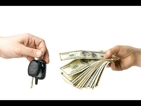 Купля-продажа автомобиля: