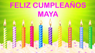 Maya   Wishes & Mensajes - Happy Birthday