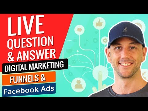 EXCLUSIVE Live Question & Answer Session PLUS Funnel Reviews