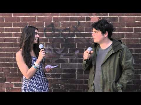 Interview with Gerard Way