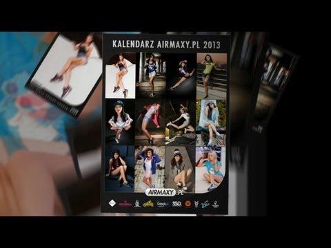 Kalendarz Airmaxy.pl 2013