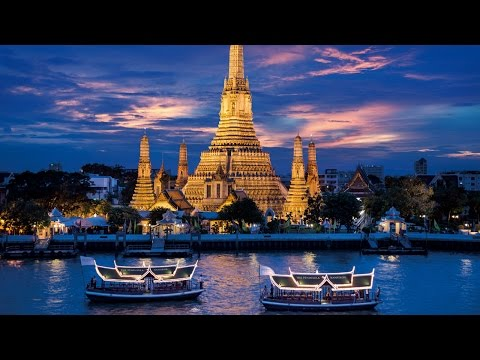 Top 10 Most Visited Cities in the World 2014