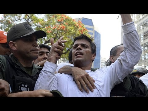 Maduro propuso canjear a Leopoldo López