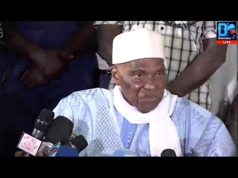 [REPLAY] : Revivez sur Dakaractu la conférence de presse de Me Abdoulaye Wade