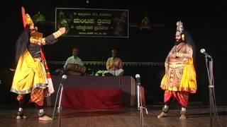 Yakshagana - Mantapa Thrivali - Daksha Yajna- Part 15