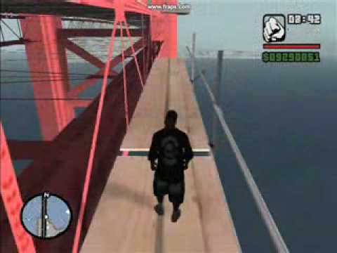 Gta San Andreas Parkour mod + Link for download
