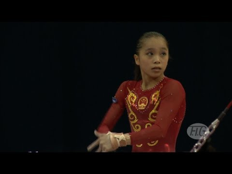 Olympic Qualifications London 2012 -- YAO Jinnan (CHN) - UB
