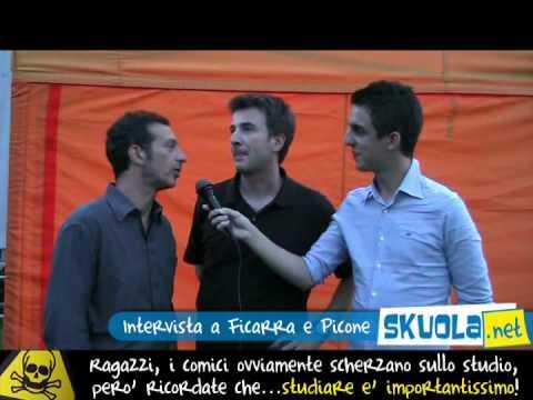 Ridi con Skuola: intervista a Ficarra e Picone