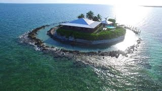 You don't have to be Richard Branson to own this island