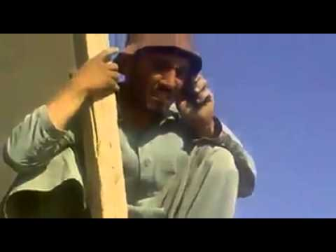 Phatan (Pashto) Speaking Arabic So Funny by GulNoor Zeran Lalmay Parachinar