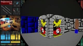 First Impressions | Wolfenstein 3D VR (stream)