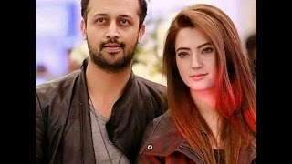 download lagu Atif Aslam  His Gorgeous & Pretty Wife Sara gratis