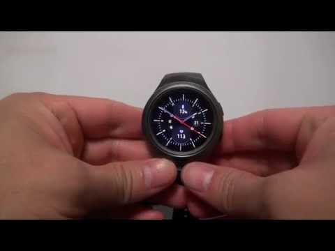 Samsung Galaxy Gear S2 3G Review