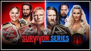 Wwe Survivor Series 2018 Análisis Picante Survivorseries