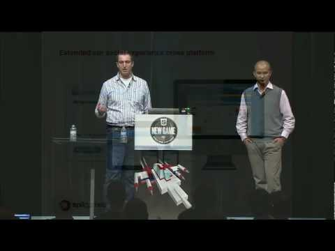 The State of HTML5 Games in Asia - New Game 2011
