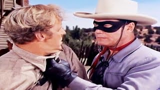 The Lone Ranger | Quarter Horse War | HD | TV Series English Full Episode