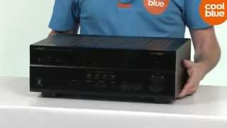 Yamaha RX-V477 (HTR-4067) receiver productvideo (NL/BE)
