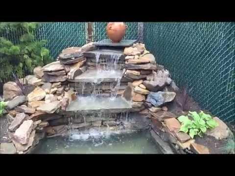 WaterFall and Koi Pond Builder, Long Island, N.Y