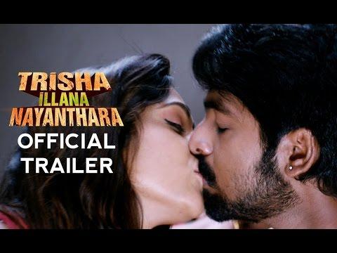 Trisha Illana Nayanthara Official Trailer   G. V. Prakash Kumar, Anandhi, Manisha Yadav