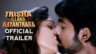 Trisha Illana Nayanthara official trailer, tamil cinema trailer