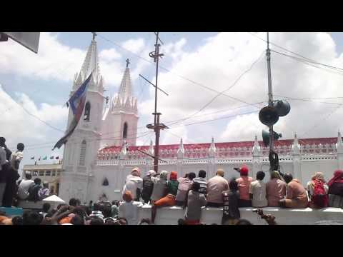 Annai Velankanni Flag Song video