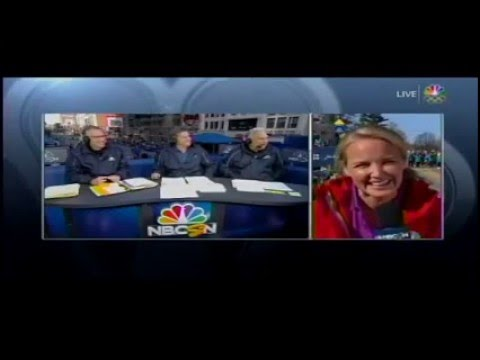 Carolyn Manno Shares Her Experience at the MORE/SHAPE Half on NBC Sports 4.18.16