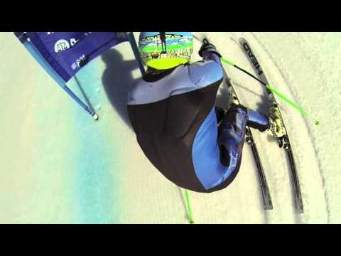 NEW VIDEO! Ted Ligety filming new angles with GoPro Hero3