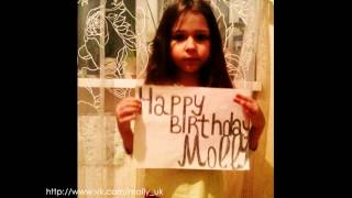 Happy Birthday, Molly Smitten-Downes!